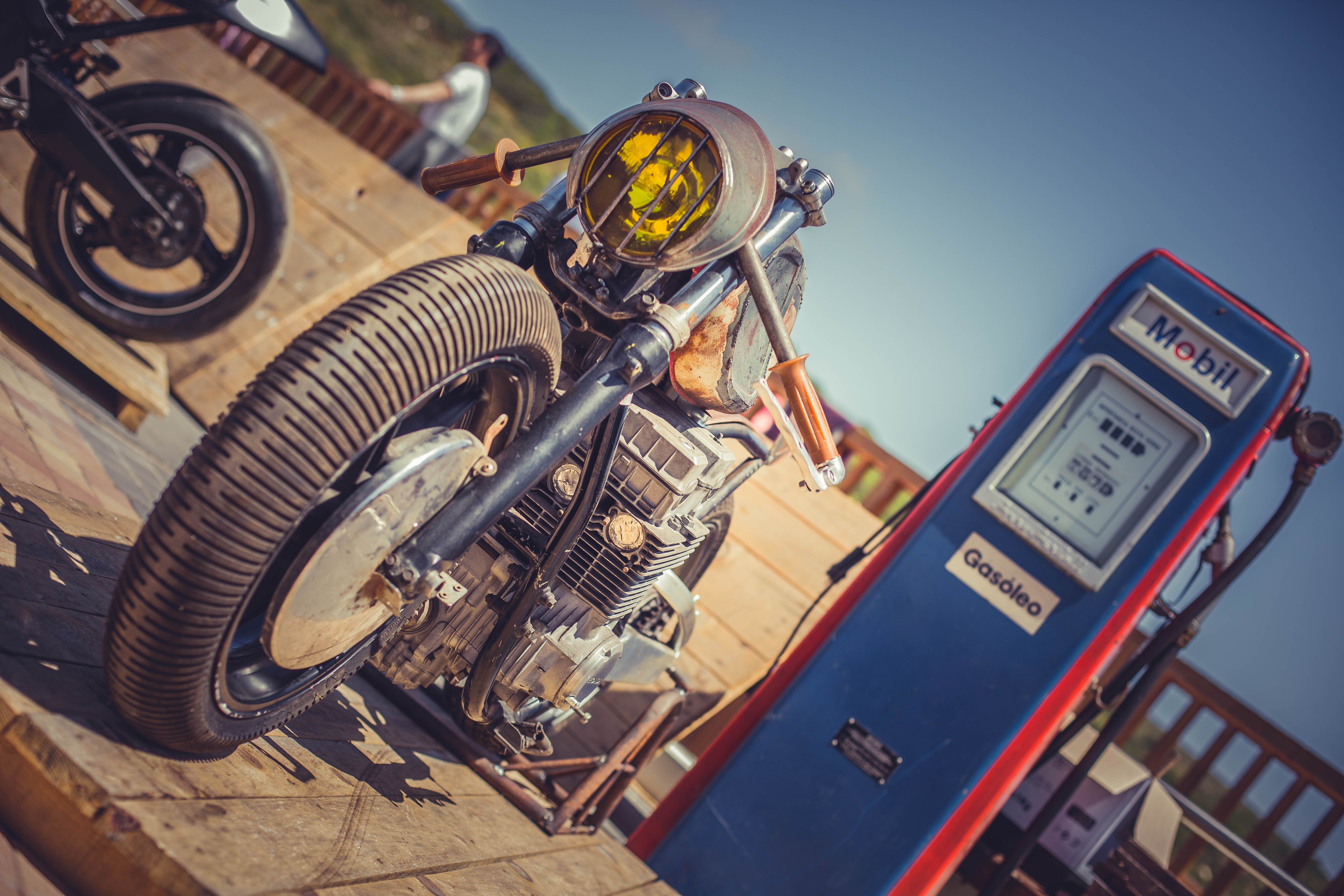 Twins & Fins – REV Motorcycle Culture