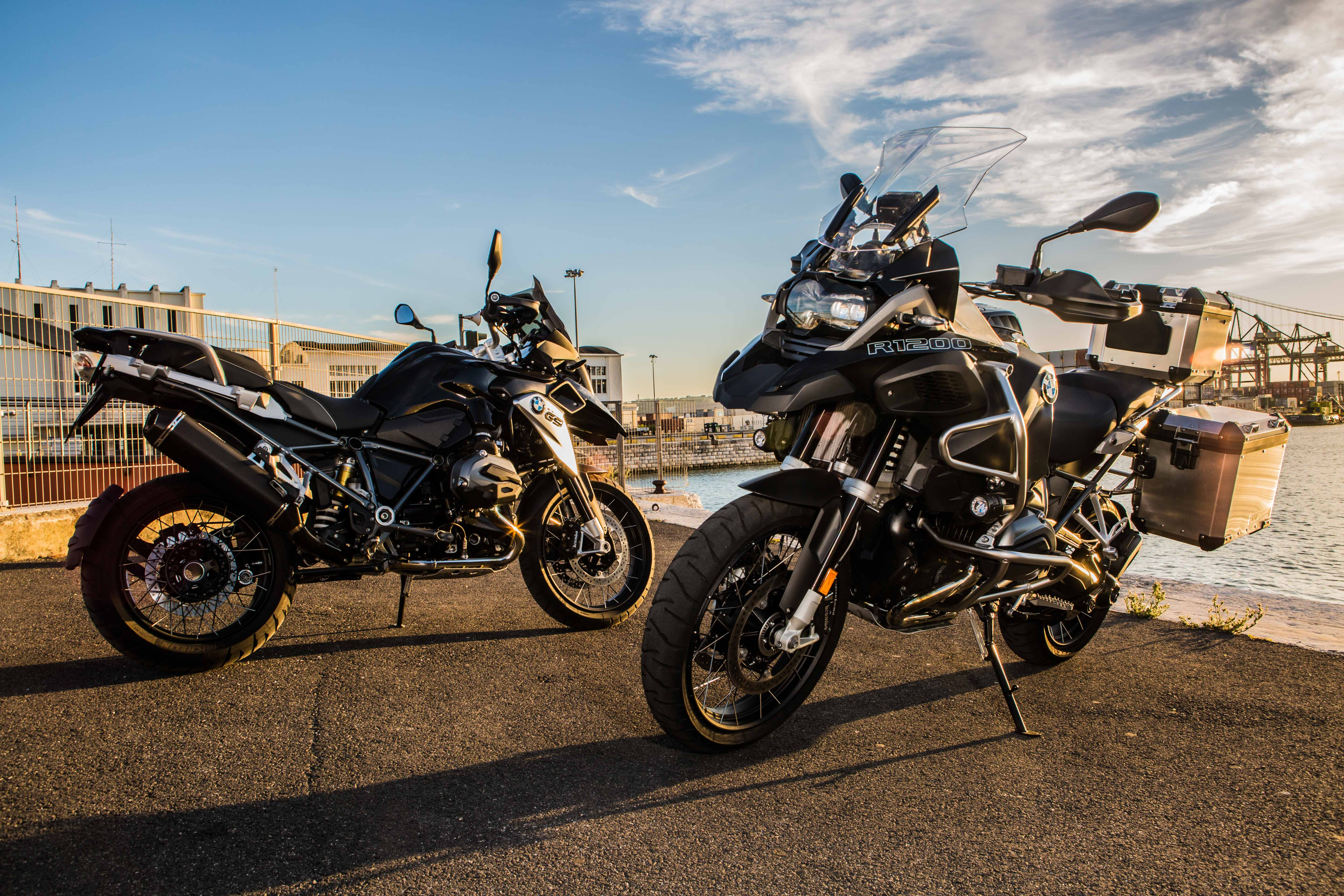 BMW R1200 GS Triple black – BMW Portugal