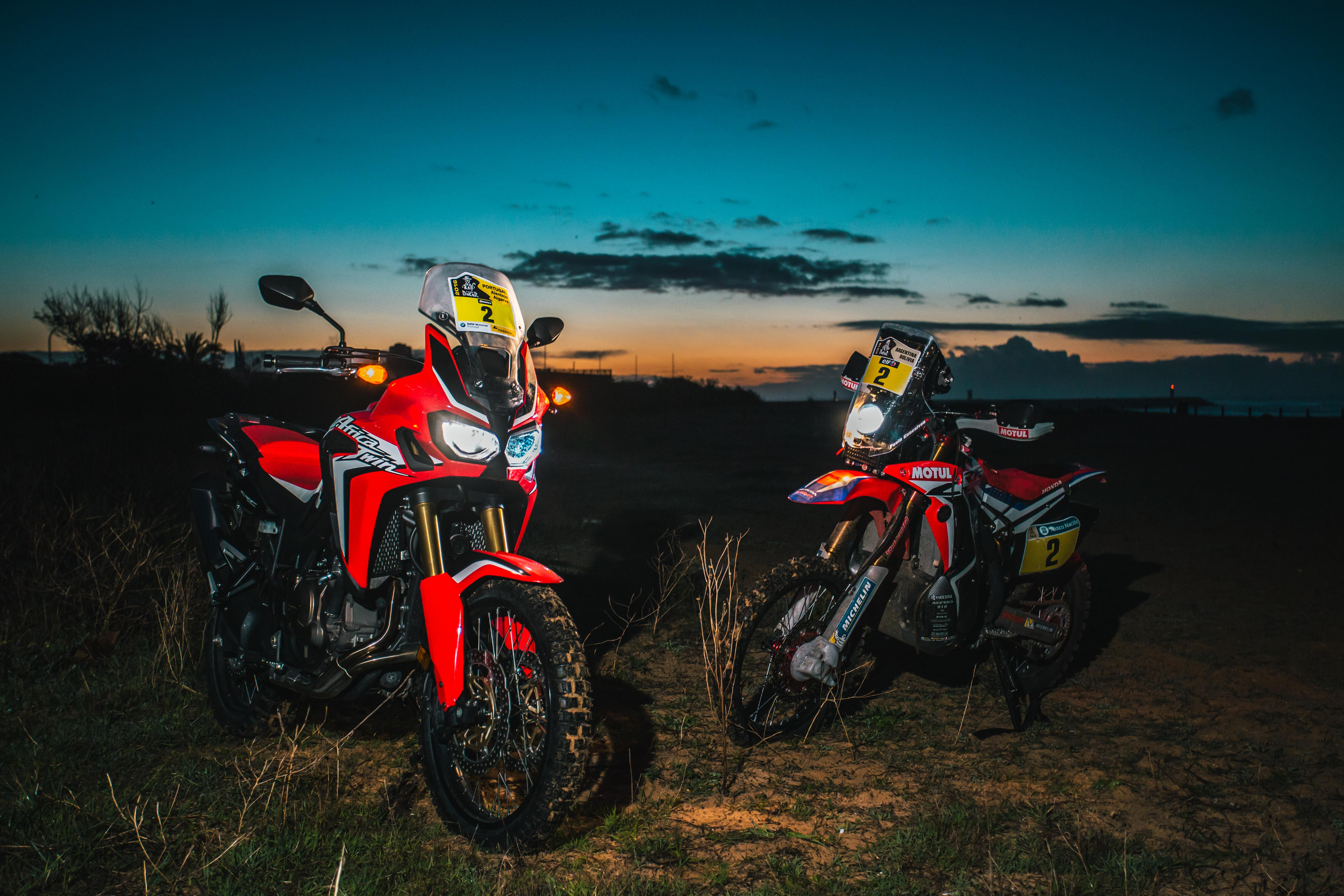 Honda CRF1000L – Rev Motorcycle Culture