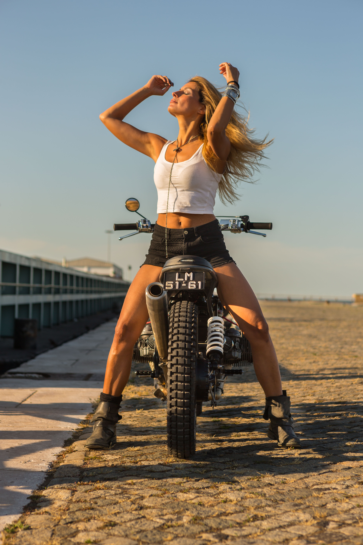 BMW Scrambler – REV Motorcycle Culture
