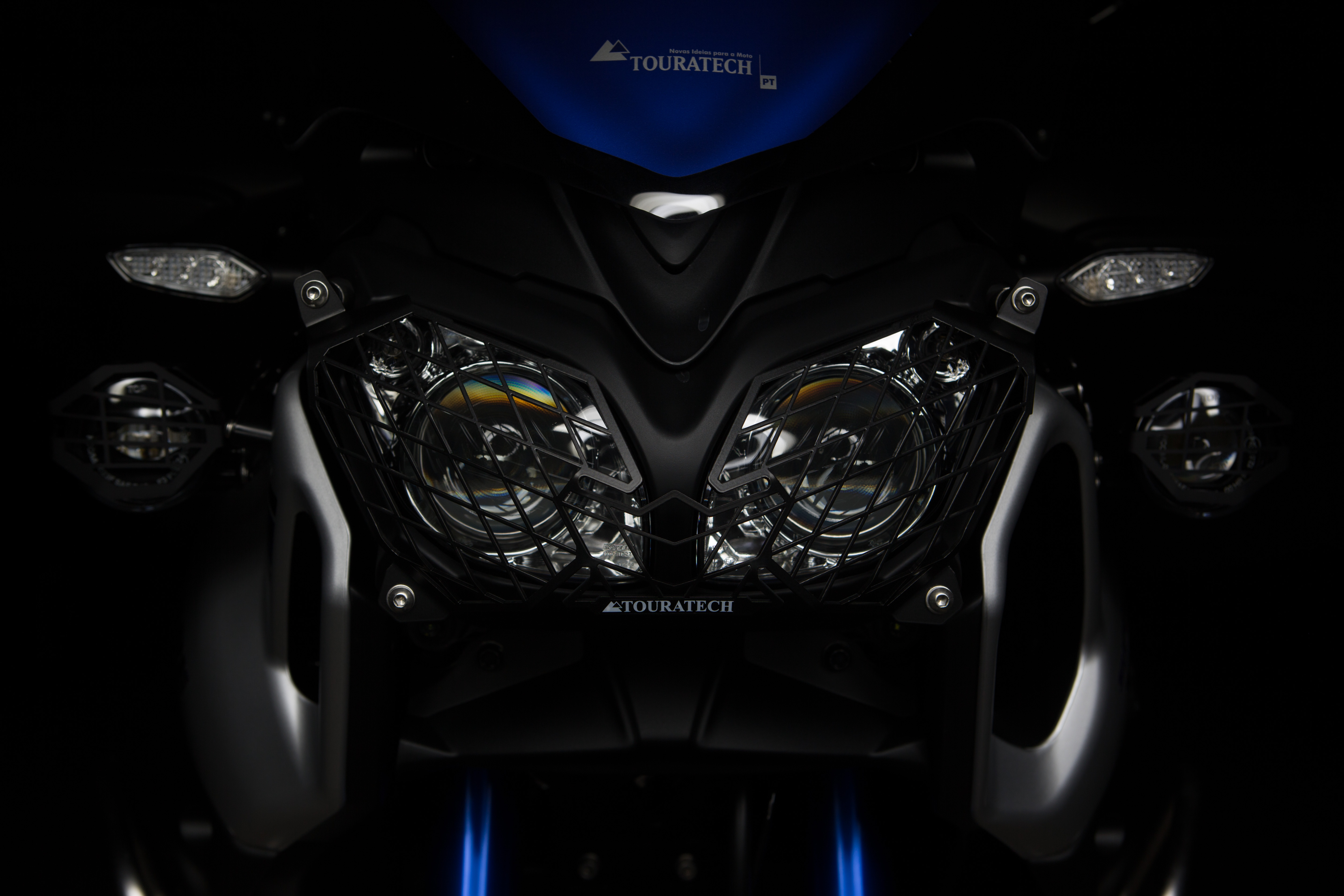 Yamaha Destination Adventure – Touratech PT