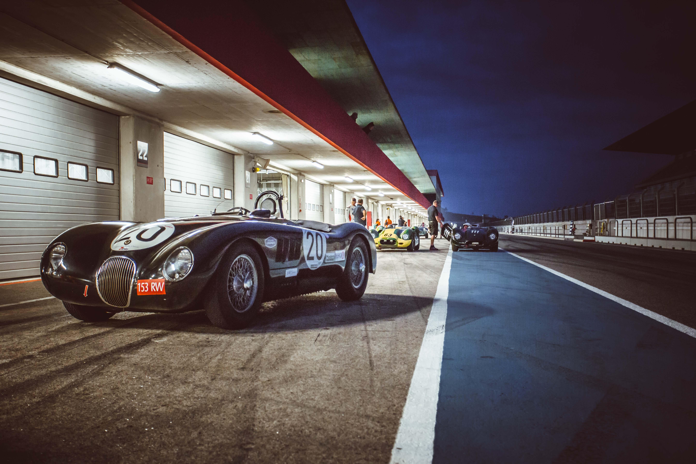 Jaguar Lightweight – Algarve classic festival