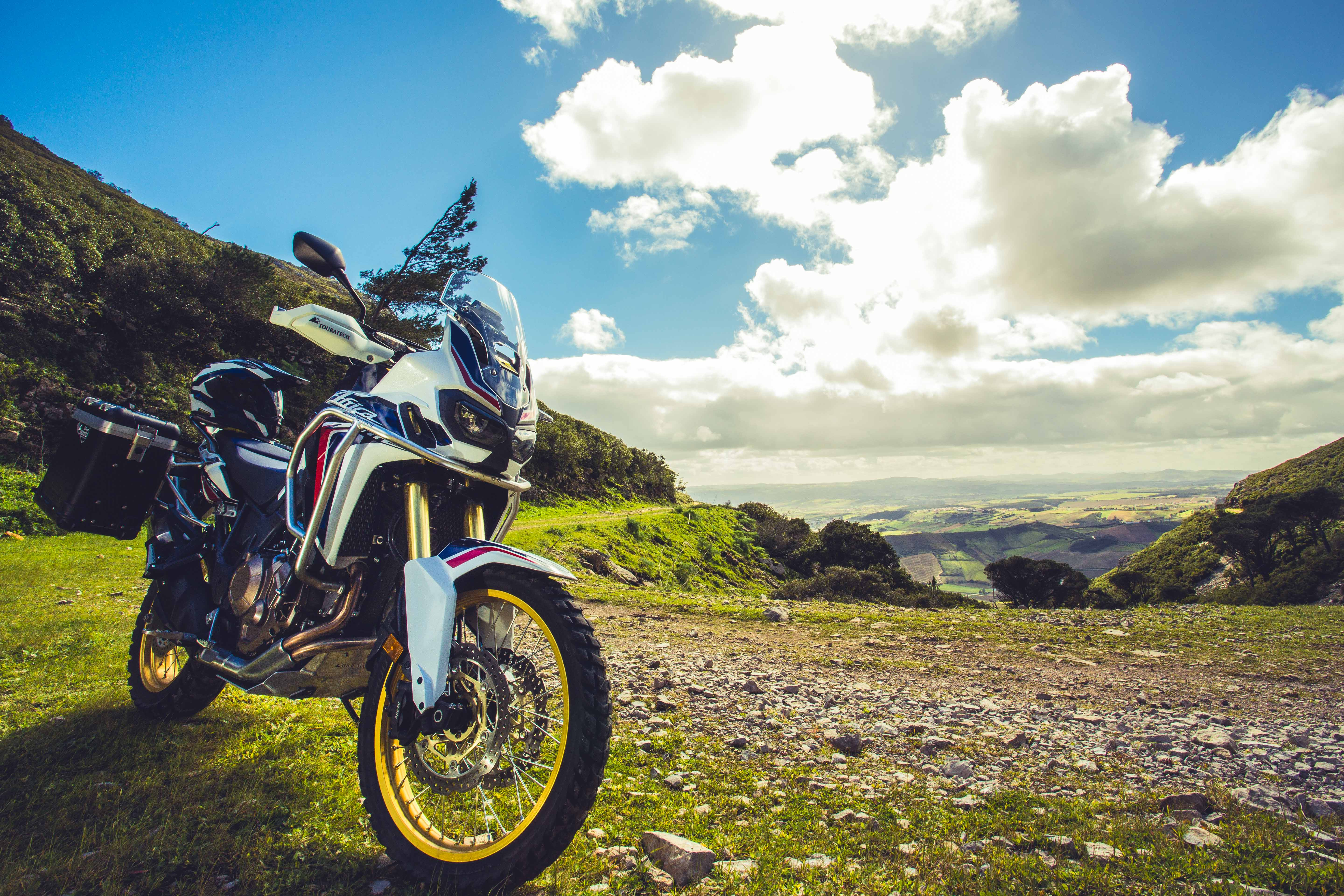 Honda CRF1000L – Touratech PT